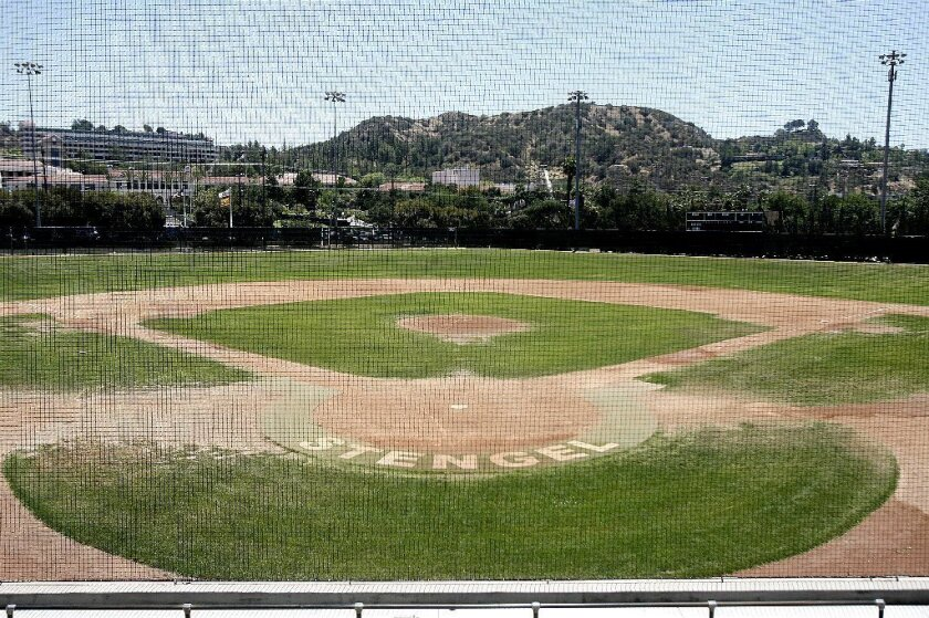 Crescenta Valley High parents, students, graduate stand up for Stengel Field