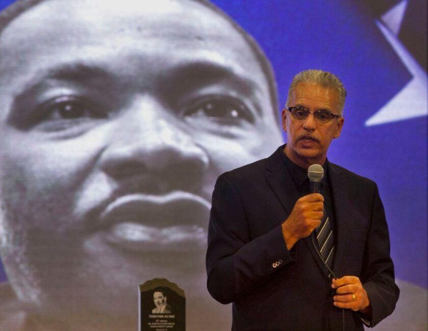 2015 MLK Jr. Human Dignity Award