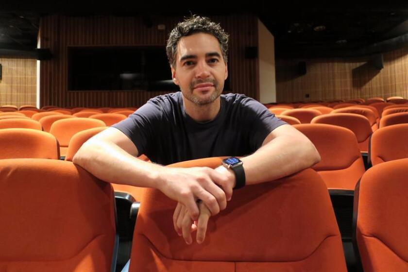 El actor, productor y director de origen puertorriqueño Ramón Rodríguez posa durante una entrevista con Efe este 19 de diciembre de 2018, en San Juan, Puerto Rico. EFE