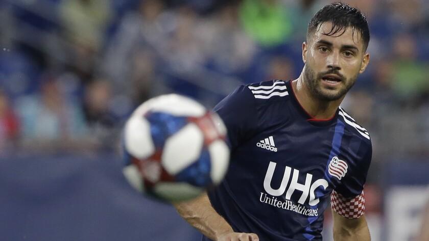 MLS Revolution Soccer