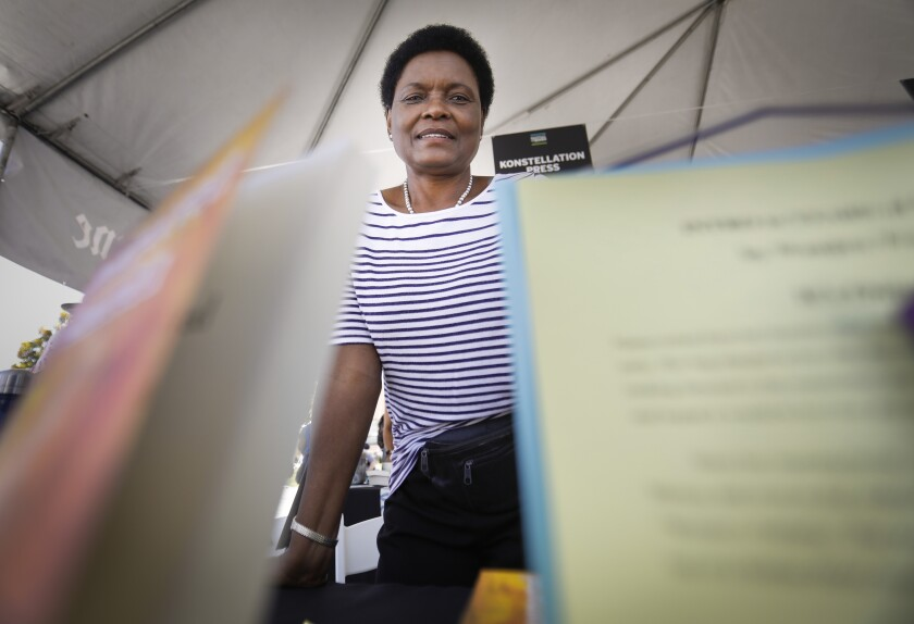 'Off to skies with books': 20,000 readers turn out for Union-Tribune's Festival of Books - The San Diego Union-Tribune