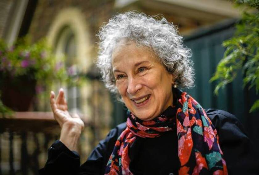 Author Margaret Atwood was among the writers who signed a letter in support of trans and nonbinary communities.