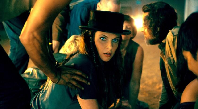 "Rebecca Ferguson as Rose the Hat in ""Doctor Sleep."""