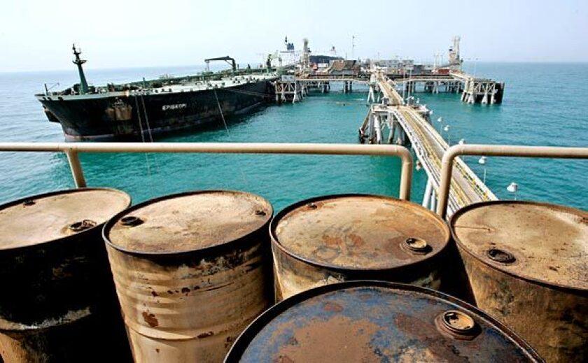 Basra oil