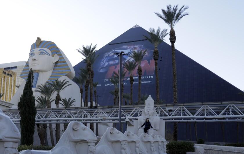 The Luxor Resort & Casino