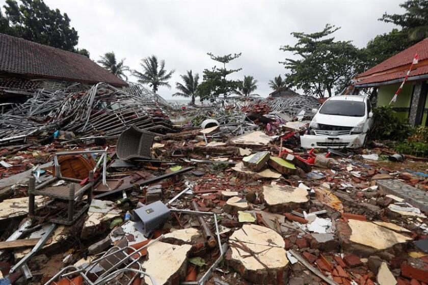 """Trump le dice a Indonesia tras el tsunami: ?EE.UU. está contigo!"""""""