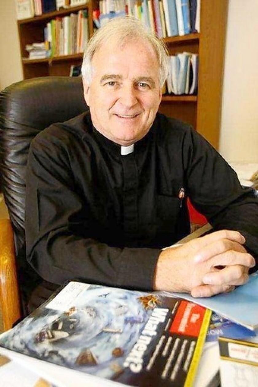 Father Seamus Finn.