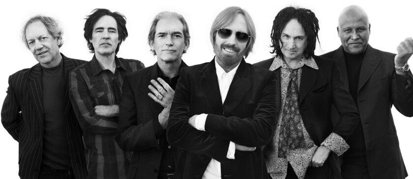 Tom Petty & The Heartbreakers. Photo Sam Jones