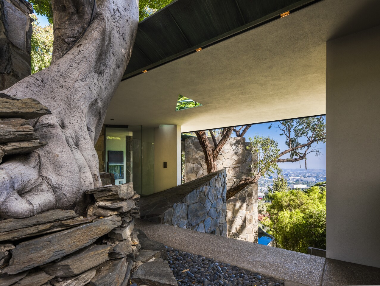 John Lautner's Wolff House | Hot Property - Los Angeles Times