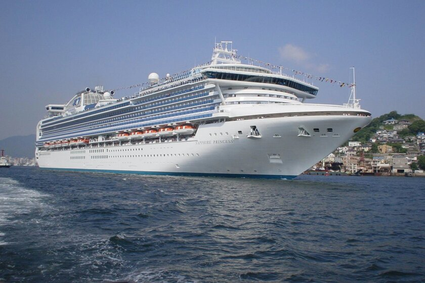 Princess Cruises said last week that it would bypass Puerto Vallarta on three Sapphire Princess cruises in November and December. The Sapphire Princess is based out of Los Angeles.