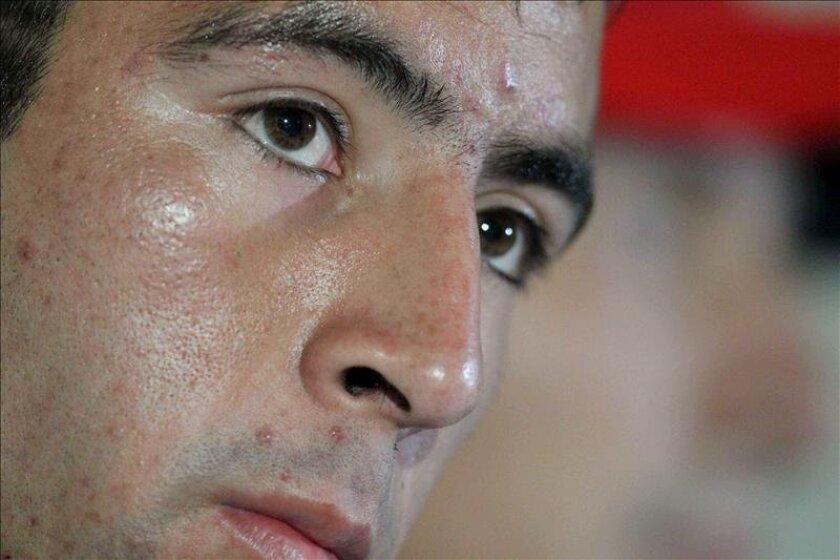 En la imagen, el jugador chileno Mauricio Isla. EFE/Archivo