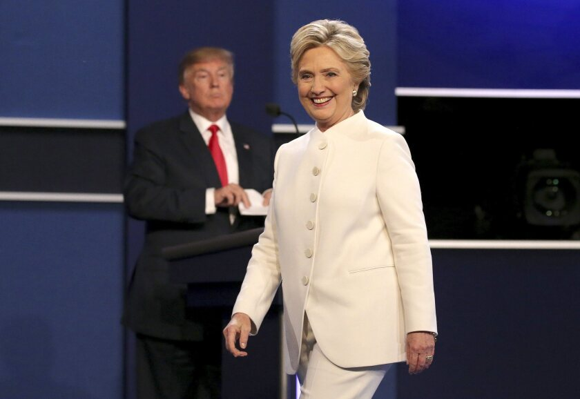 Hillary Clinton and Donald Trump presented very different approaches to the Affordable Care Act during their presidential debates.
