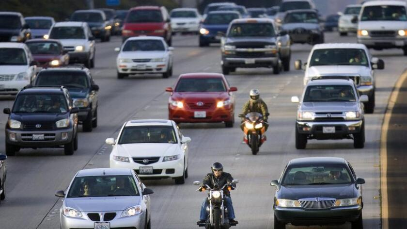 Death of motorcyclist, 24, revives debate about lane splitting on