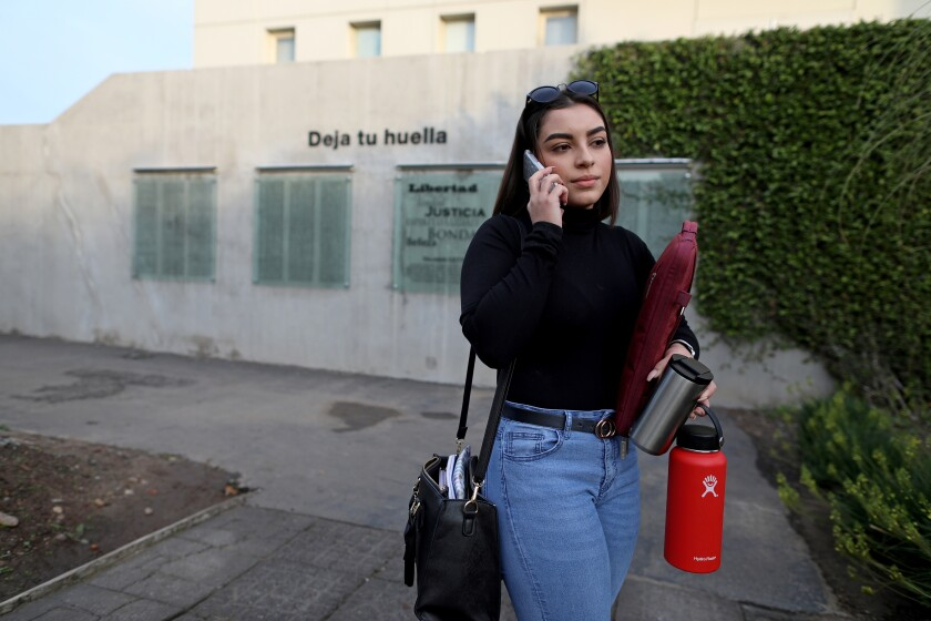 U.S. students look to Mexico for higher education in face of steep tuition rates in Southern California. CETYS is a private university that is specifically targeting the U.S. student demographic