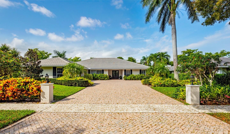 Blake Wheeler's former Florida home