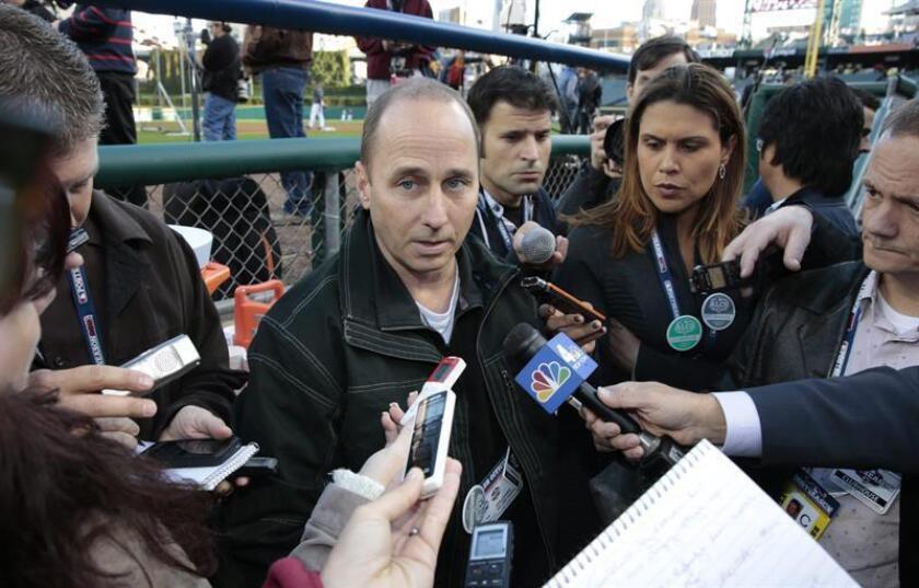 Cashman celebrará el premio del Ejecutivo del Año con una entrevista a Beltrán