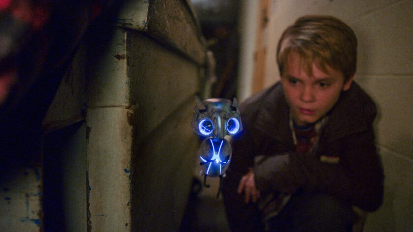 "Reese Hartwig stars in ""Earth to Echo."""