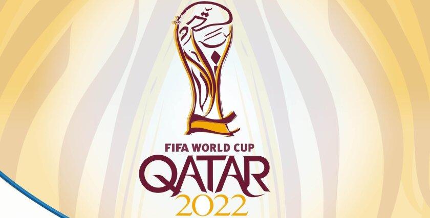 Imagen oficial de la Copa del Mundo Qatar 2022.