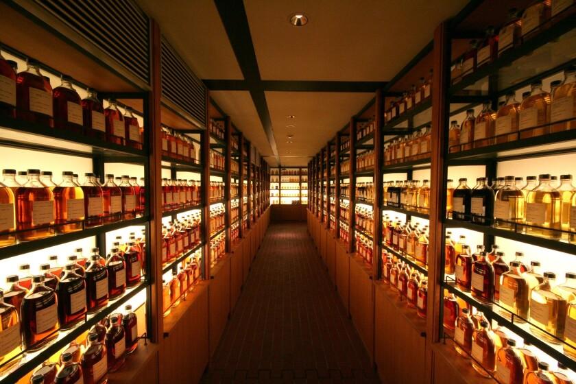 Distillery library