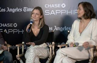 """Maggie Gyllenhaal and Sara Colangelo on creating a complicated, relatable female lead in """"The Kindergarten Teacher"""""""