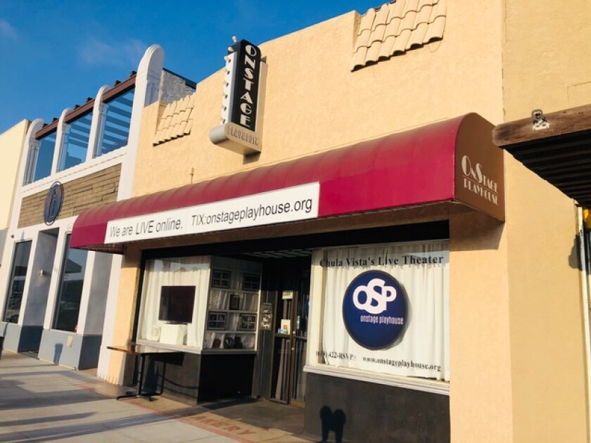 OnStage Playhouse in Clula Vista is staging plays online but hopes soon to perform outdoors.
