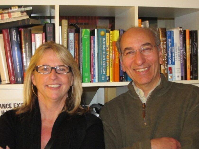 Jennifer Luce and David Kirsh