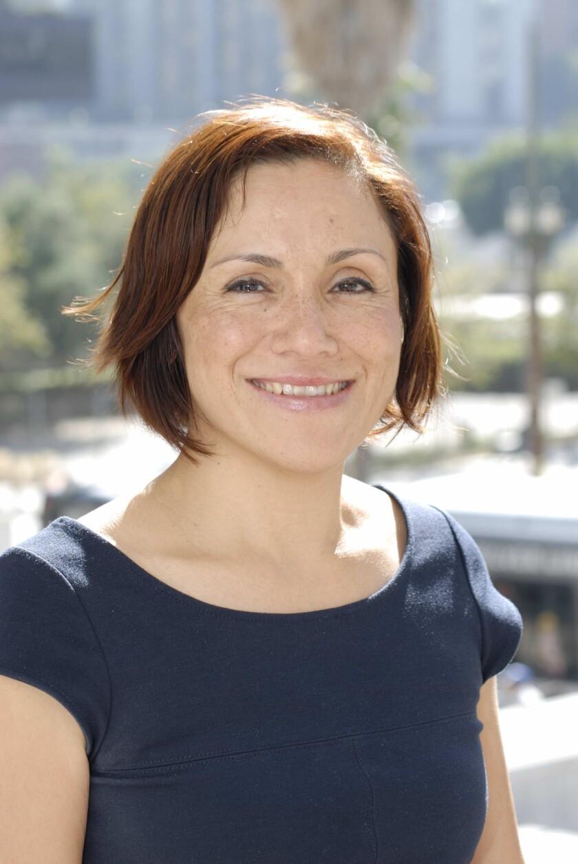 Ana Guerrero, L.A. Mayor Eric Garcetti's chief of staff.
