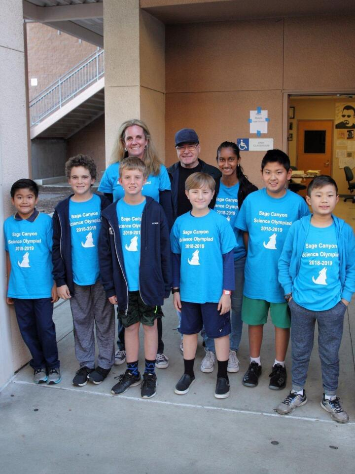 CCA hosts Science Olympiad Invitational event for middle schools