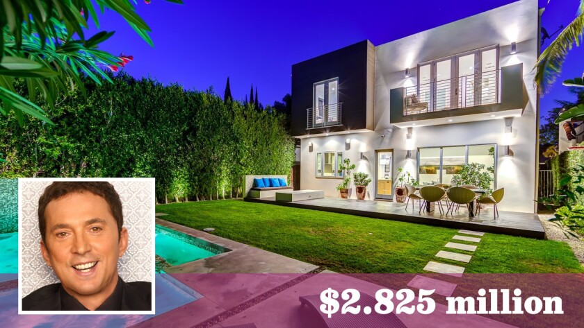 """Dancing With the Stars"" judge Bruno Tonioli has bought a home in West Hollywood for $2.825 million."