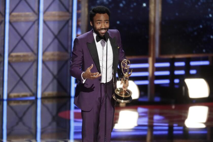 eb68bd6c2 The 2017 Emmy Awards let Sterling K. Brown finish his acceptance ...