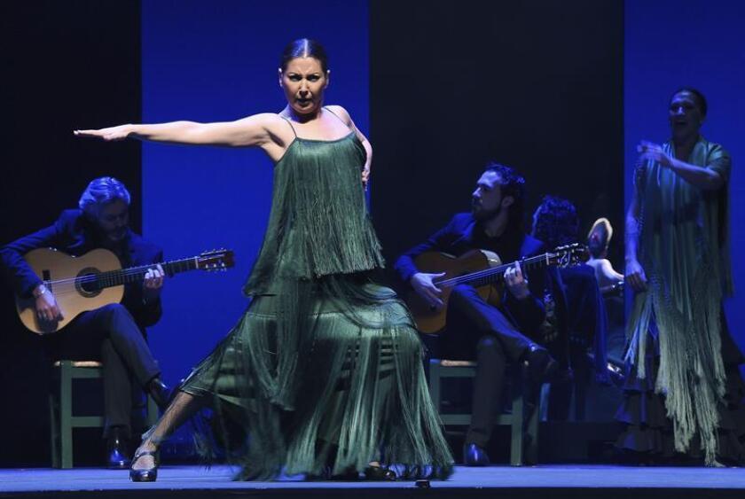 La bailaora y coreógrafa gaditana Sara Baras. EFE/Archivo