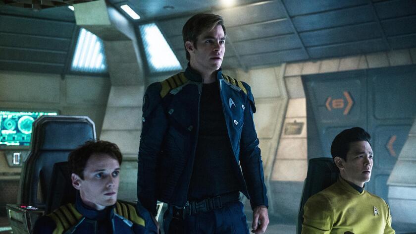 """Según las estimaciones publicadas por la web especializada Box Office Mojo, la nueva entrega de """"Star Trek"""" logró en su estreno 59,6 millones de dólares, un 15 % menos que su predecesora """"Star Trek Into Darkness"""" (2013)."""