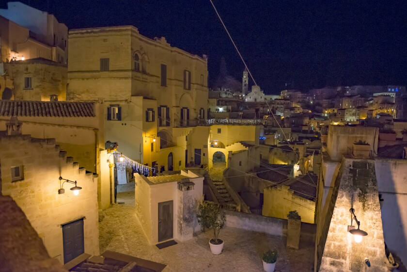 Christmas In Italy Crossword.Matera From Italy S National Disgrace To European Cultural Capital