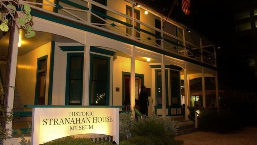 The history-inclined folks at Stranahan House will plunge deep into Fort Lauderdale's past during it