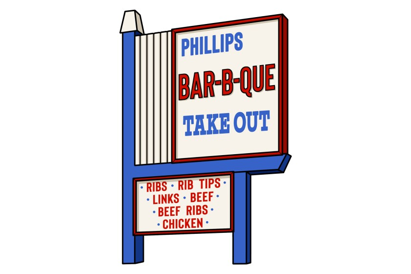 Phillips Bar-B-Que