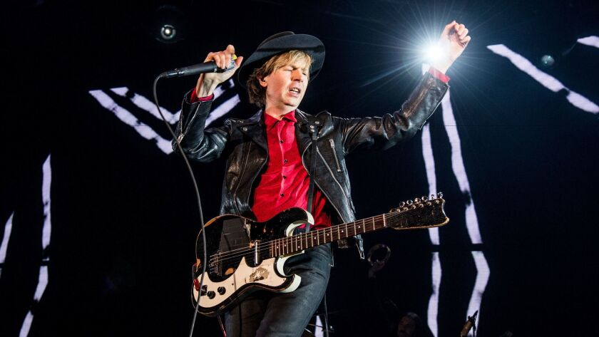 For Green Day and Beck at KROQ's Almost Acoustic Christmas, 2016's