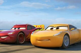 'Cars 3' movie review by Kenneth Turan