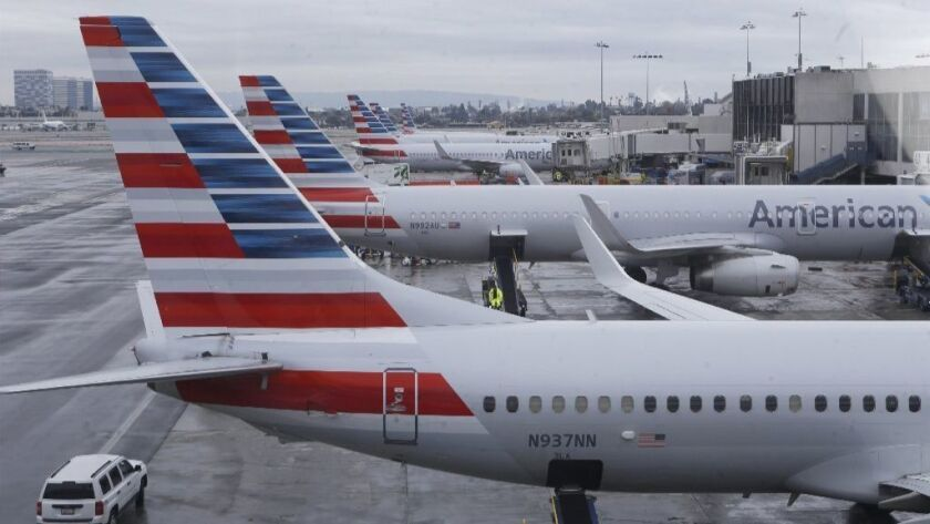 California Inc : American Airlines to detail $1 6 billion upgrade at