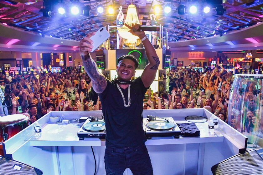 <p>DJ Pauly D will headline NYE at Hard Rock Hotel San Diego.</p>