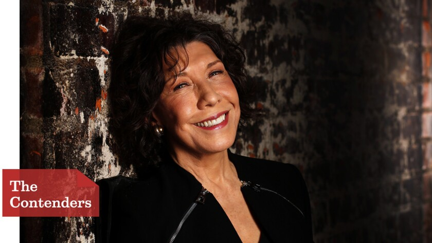 "Lily Tomlin on ""Frankie and Grace"""