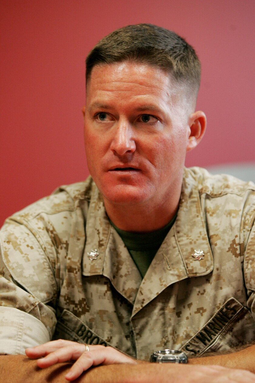Lt. Col. Michael Brooks
