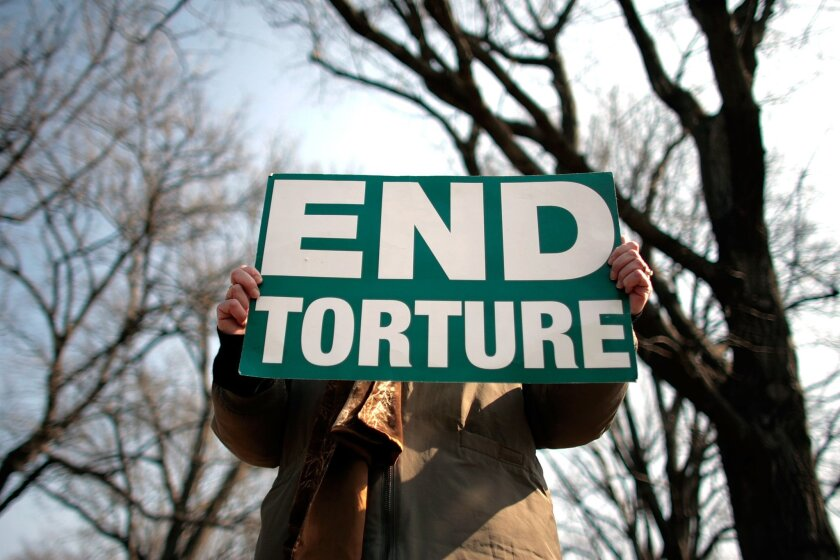 The torture report reveals illegal and abusive behavior in unprecedented detail. It also leaves no question that federal crimes were committed.