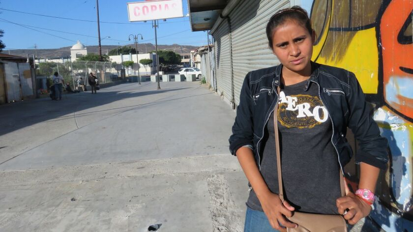 The majority of Pueblo Sin Fronteras Caravan members did not cross to the United States, but have remained in Mexico, struggling to find work and support, and avoid deportation from Mexico.