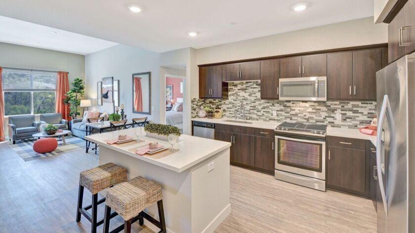 Luxurious and Open floorplans