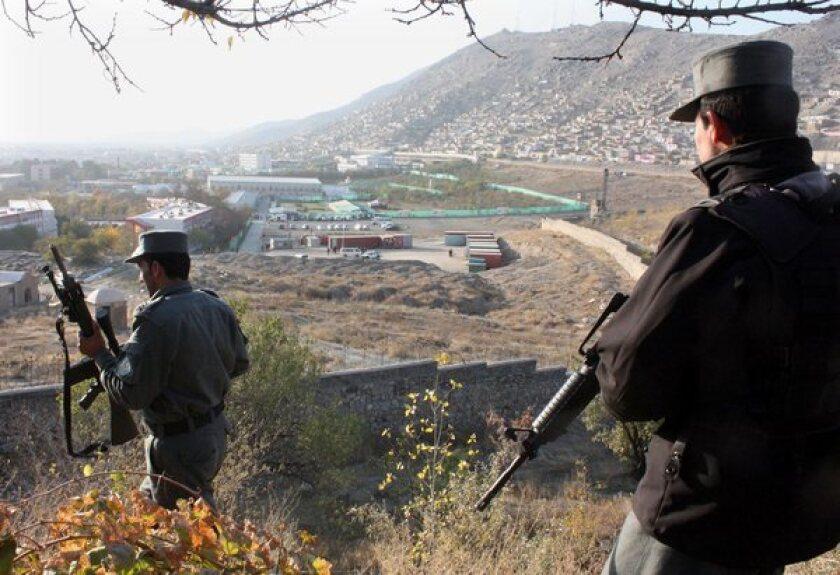 Security boosted in Afghanistan ahead of Loya Jirga