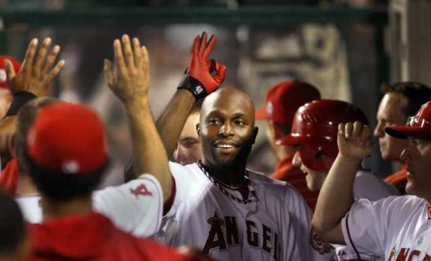 Alarm triggers police call to Torii Hunter's house