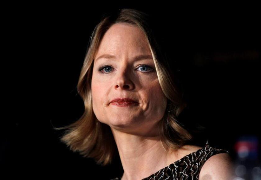 """Jodie Foster dirigirá, protagonizará y producirá una nueva versión de la película islandesa """"Woman at War"""", informó hoy el medio especializado Deadline. EFE/Archivo"""
