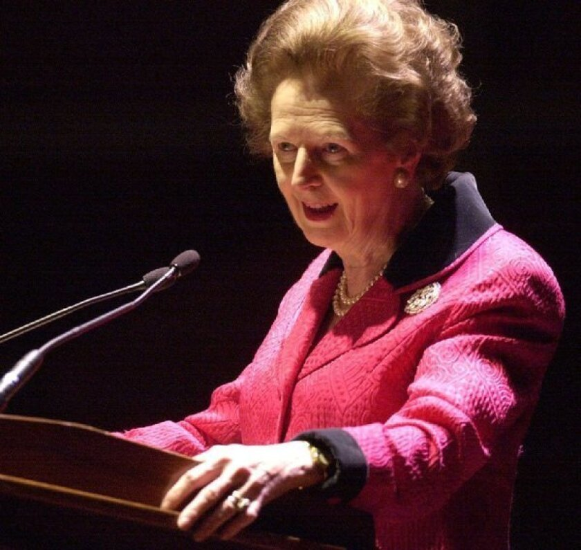 Margaret Thatcher's dementia: cause of death or unrelated factor?