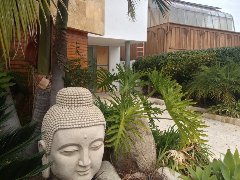 House linked to Elba Esther Gordillo in Coronado Cays.