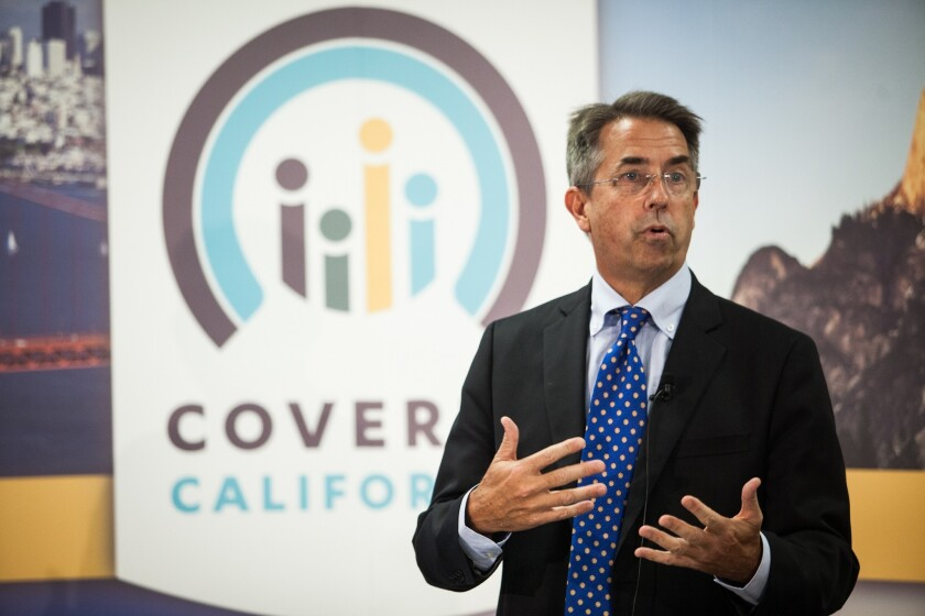 Covered California Executive Director Peter Lee acknowledged that consumers did not ask to be contacted by the state or its certified insurance agents. But he said the outreach program complies with privacy laws.